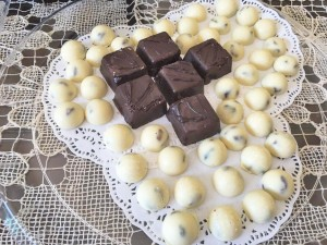 Bonbons and Brownies